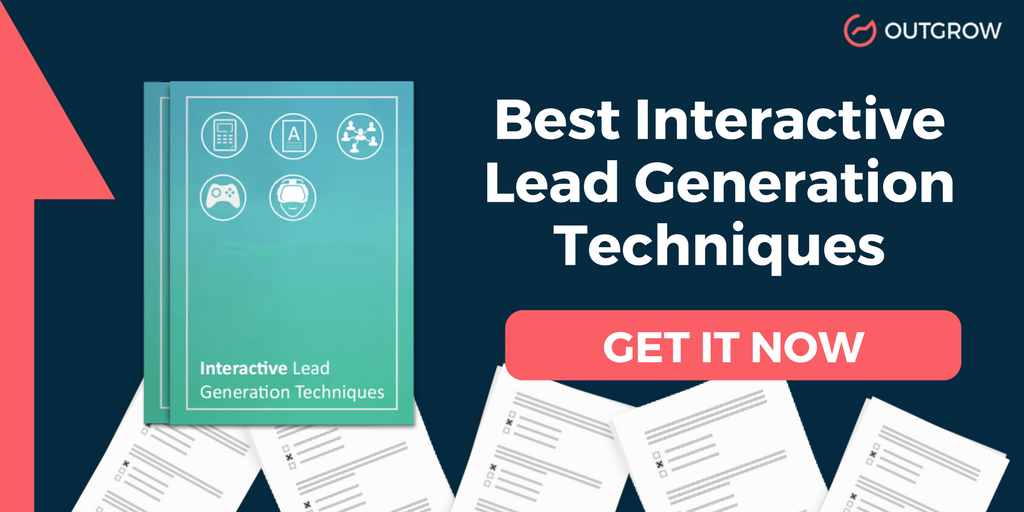 Interactive Lead Generation techniques course
